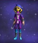 Nunu's Twisted Uniform Female