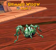 Shimmer Widow
