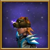 Hat GH Burning Bear Hat Male