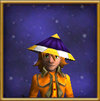 Fortune's Hood Male