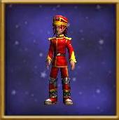 Robe Fireglow Tunic Male
