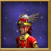 Hat Hood of the Inferno Male