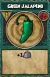 Green Jalapeno