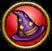Hat Button