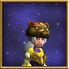 Hat Magnificent Mantle Female