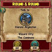Round and Round Part 3