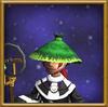 Hat MS Druidic Cowl Female