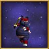 Ninja Pig (Pet)