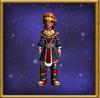 Robe Pharoah's Raiment Male