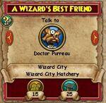 A Wizard's Best Friend Part 2 screen 1