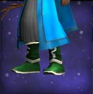 Boots DS Sandals of the Generous Earth Male