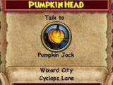 Pumpkin Head (Quest)