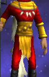 Robe GH Wrap of the Leaping Flame Male