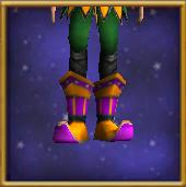 Warmonger's Sandals Female