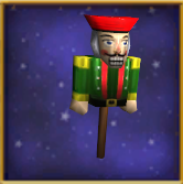 Nutcracker Wand