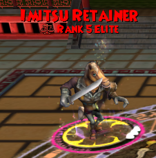 Imitsu Retainer