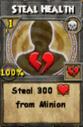 Steal Health