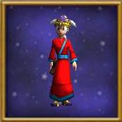 Robe Cleric's Vestment Female