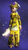 Robe GH Mystifying Raiment Female
