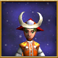 Hat MS Hat of Purpose Male