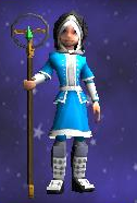 Robe MS Industrial Uniform Female