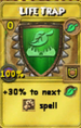 Life Trap Treasure Card