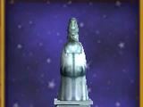 Statue of St. Hubert