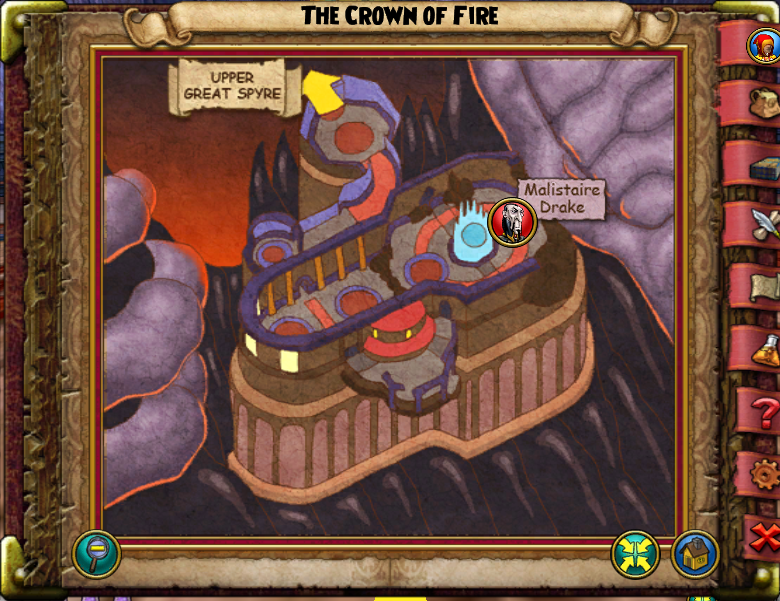 The Crown Of Fire Wizard 101 Wiki Fandom Powered By Wikia