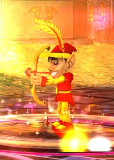 Fire Elf Hunter