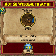 Not so Welcome to Myth 6