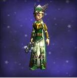 Robe GH Topiary Tunic Female
