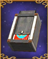 Tempestra's Onyx Deck
