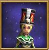 Hat Pharoah's Fez Female