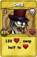 Ghoul Treasure Card | Wizard 101 Wiki | FANDOM powered by Wikia
