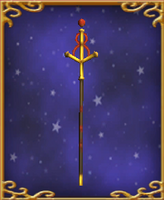 Staff of the Justicar