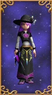 Plague Oni's Vacant Robe