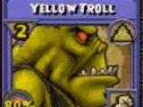 Yellow Troll Item Card