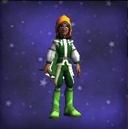 Robe Healer's Vestment Male