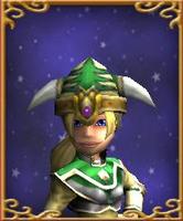 Hat Helm of Determination Female