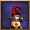 Hat WC Jester's Cap Female