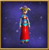 Robe Celestial Garment Female