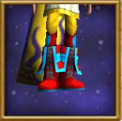 Boots Mage's Boots Female