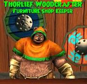 Thorlief Woodcrafter GH NPC