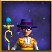 Hat Shroud of Paramount Male