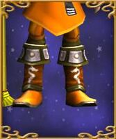 Zarathax's Slippers of Subtlety Male