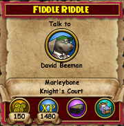 Fiddle Riddle