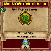 Not so Welcome to Myth 4