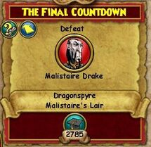 The Final Countdown Part 3