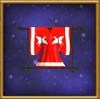 Red Silk Kimono