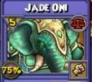 Jade Oni Item Card